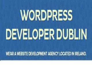 Web Design Companies Dublin