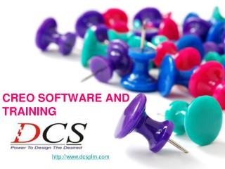 CREO Software and Traning