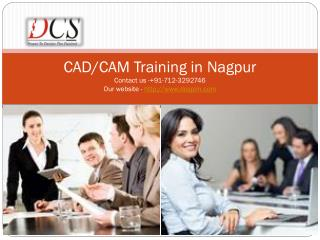CAD/CAM Training in Nagpur