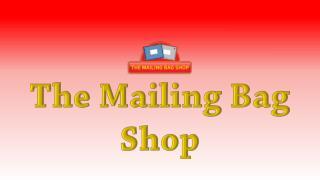 Printed Mailing Bag