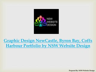 Graphic Design NewCastle, ByronBay, Coffs Harbour Portfolio