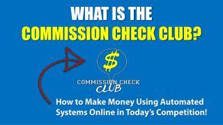 Commission Check Club