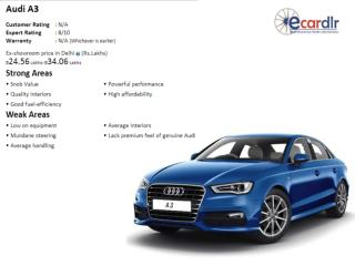 Audi A3 Prices, Mileage, Reviews and Images at Ecardlr