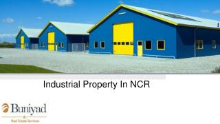 Industrial Property in Noida