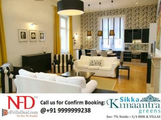 Sikka Kimantra Greens Sector 79 Noida by Sikka Group