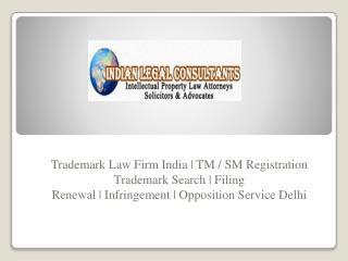 Trademark Registration Service Delhi India