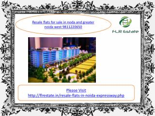 resale flats for sale in noida 9811220650