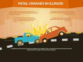 Fatal Crashes in Illinois