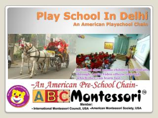 School In West Delhi
