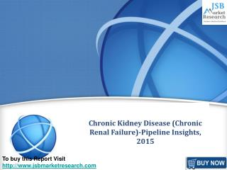 Chronic Kidney Disease (Chronic Renal Failure)-Pipeline Insi