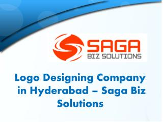 Logo Designing Services in Hyderabad - Saga Biz Solutions
