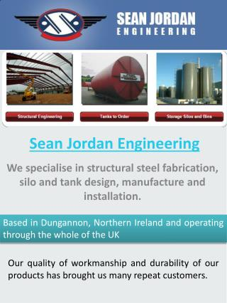 Sean Jordan Engineering