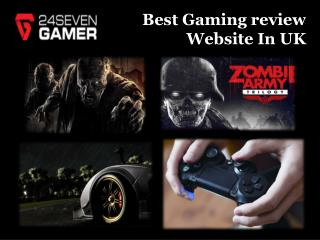 Best Gaming review Website In UK