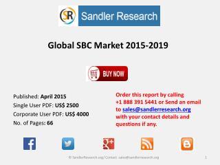 Global ADAS Market 2015-2019