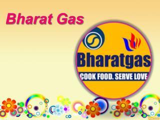 Bharat Gas Cylinder Booking
