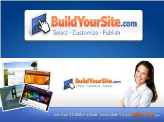 Quick and Easy Steps to Build Your Own Website