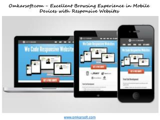 Omkarsoft com Excellent Browsing Experience in Mobile Device