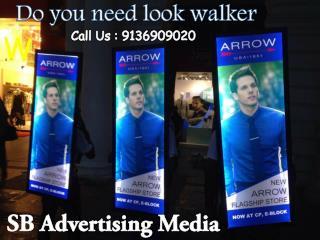 Look walker Rental in Delhi Ncr,9136909020
