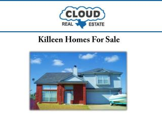 Killeen Homes For Sale