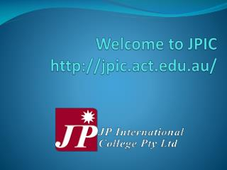 Diploma of Hospitality Management in Australia –JPIC