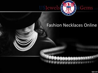 Fashion Necklaces Online