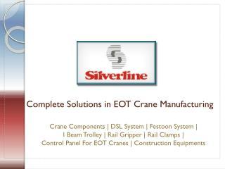 DSL System Manufacturers | Crane DSL System Suppliers