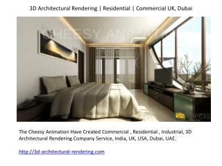 3D Architectural Rendering | Residential | Commercial UK, Du