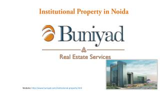 Institutional Building Greater Noida