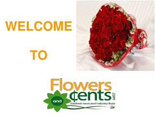 Logistic Floral Services And Flower Arrangements