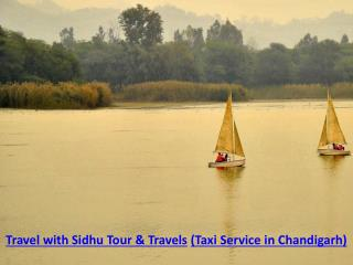 Hire the Best Taxi Service in Chandigarh