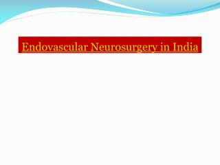 Neurosurgery in India's Best Hospitals