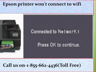 #1 855 662 4436 Epson Printer Not Scanning--Printer Not Resp