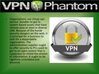 Best Fast and Secure Cheap VPN Service Provider