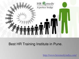 Human Resource Training Pune