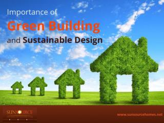 Cost-effective Green Building Design and Construction