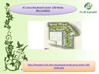 3c lotus boulevard noida 9811220650 expressway sector 100 pr