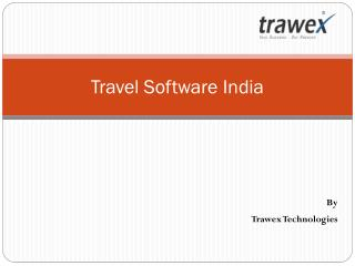 Travel Software India