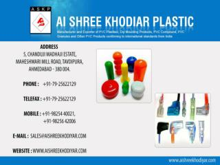 Dip Moulded Pvc Insulators,Flat Grip