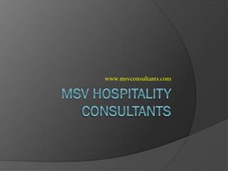 hotel consultants in chennai,resort consultants in india