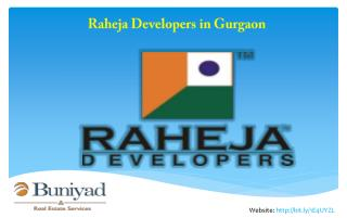 Raheja Residential Projects in Gurgaon