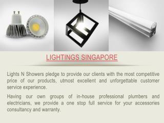 Lighting Shop Singapore