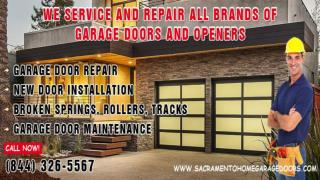 Best & Affordable Garage Door Installation, repair and maint
