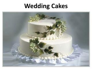Gift Delicious Wedding Cake in India