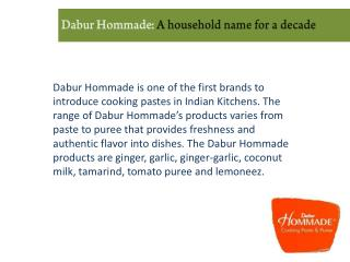 Dabur Hommade Coconut Milk - Delicious recipes