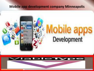 Android development company Minneapolis
