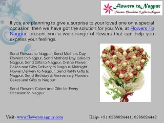 Send Flowers to Nagpur
