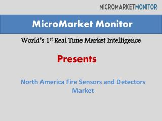 North America Fire Sensors and Detectors Market