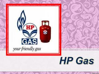 HP Gas Booking Process