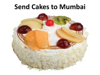 Send Cakes to Mumbai