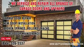 Amazing Discount on Garage Door Repair Services in Seattle!